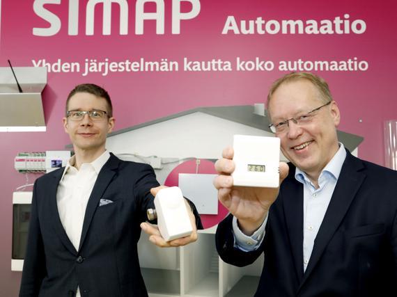 """Kauppalehti: Simap kehitti ratkaisun lämmitysjärjestelmien keskitettyyn säätämiseen – """"Meillä on vuoden parin teknologinen etumatka"""""""